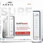 ARRIS SURFboard SB6190 Cable Modem Package