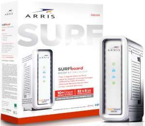 ARRIS SURFboard SB8200 DOCSIS 3.1 Armstrong Approved Modems