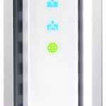 ARRIS SURFboard SB8200 Cable Modem Front View