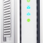 ARRIS SURFboard SB8200 Cable Modem Side View