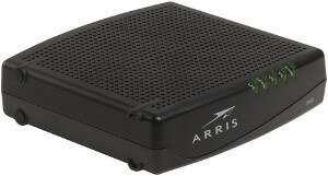 Arris Touchstone Cm820 Docsis 3 0 Gci Approved Cable Modem