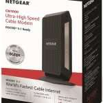 NETGEAR CM1000 Cable Modem Package