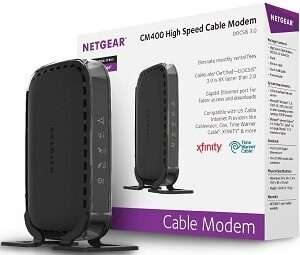 Netgear Cm400 Docsis 3 0 Atlantic Broadband Approved Cable