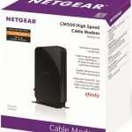 NETGEAR CM500 Cable Modem Package
