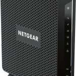 NETGEAR Nighthawk C7000 WiFi Cable Modem Side View